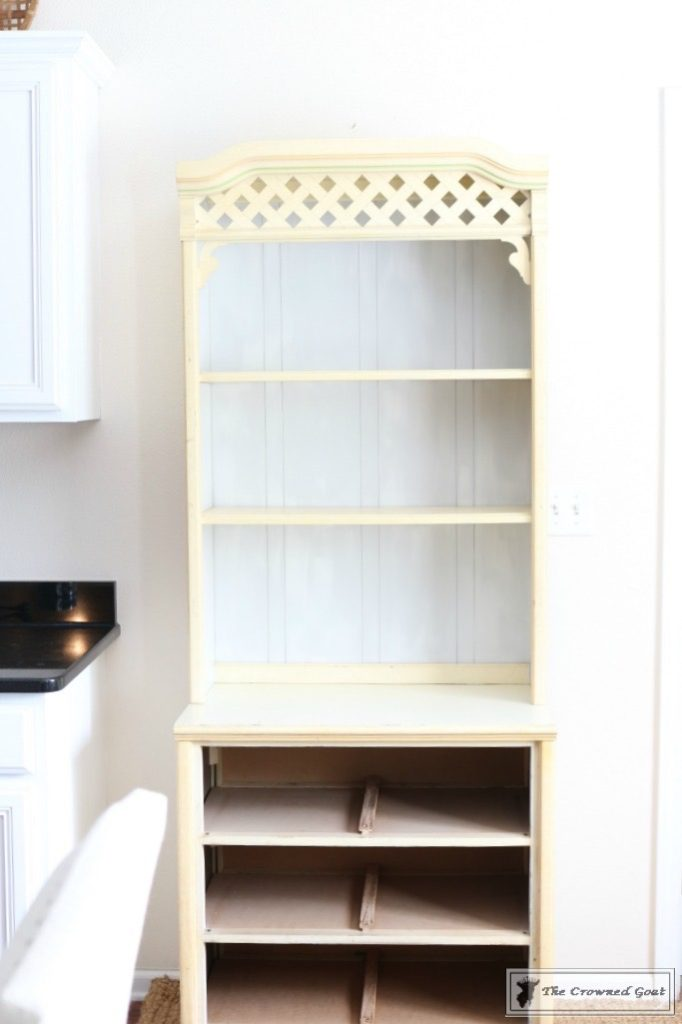 Childhood-Hutch-Makeover-3-682x1024 An Inexpensive Way to Update a Childhood Hutch DIY Painted Furniture