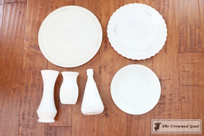 DIY-Faux-Milk-Glass-Cake-Stand-7 How to Make a Faux Milk Glass Cake Stand Decorating DIY Fall