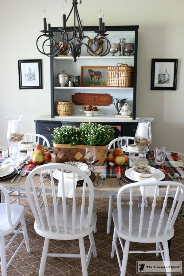 Fall-Apples-Home-Tour-9 Decorating for Fall with Apples Decorating DIY Holidays