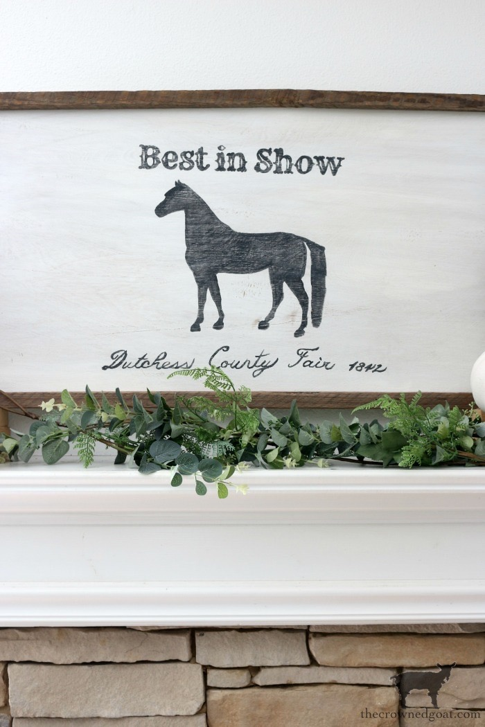 Fall-Decorating-Mantel-The-Crowned-Goat-4 The Busy Girl's Guide to Decorating a Fall Mantel Fall Holidays