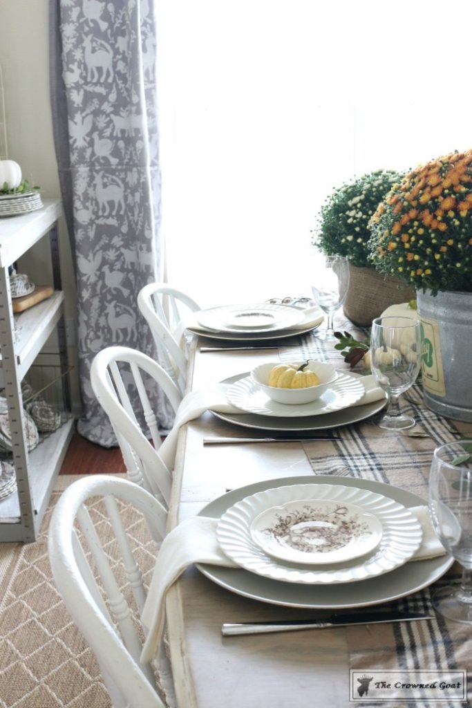 Fall-Decorating-in-the-Dining-Room-5-683x1024 Fall Decorating in the The Dining Room Decorating DIY Fall Holidays