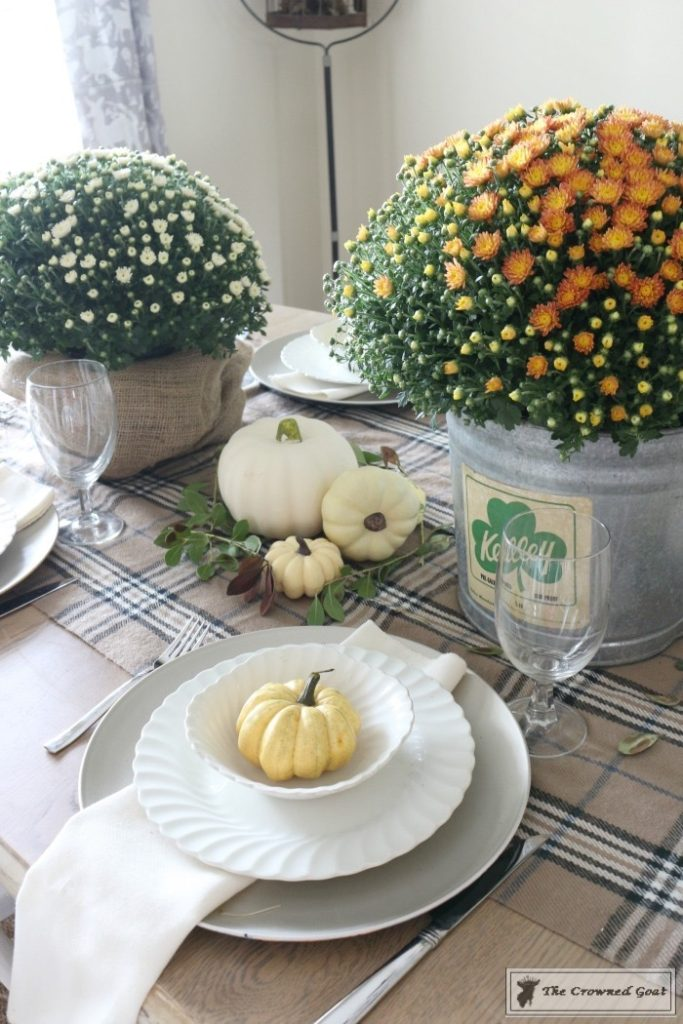 Fall-Decorating-in-the-Dining-Room-9-683x1024 Fall Decorating in the The Dining Room Decorating DIY Fall Holidays