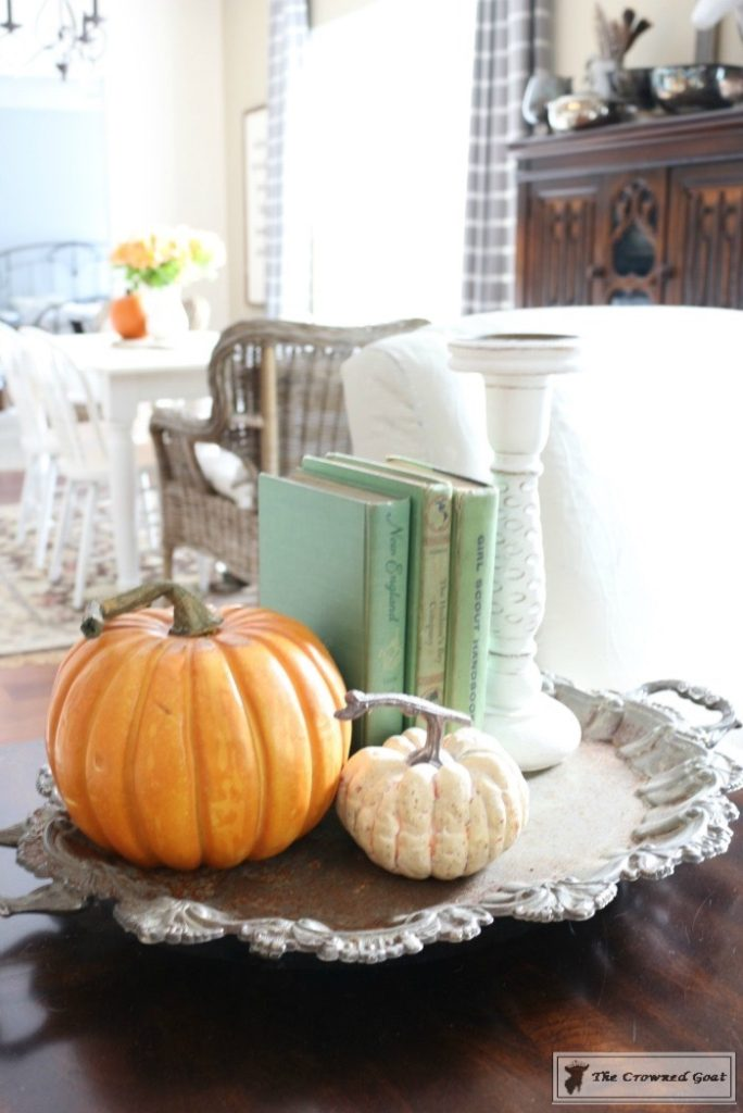 Fall-Living-Room-Decorating-9-684x1024 The Busy Girl's Guide to Fall Decorating: Mantel & Living Room Decorating DIY Holidays