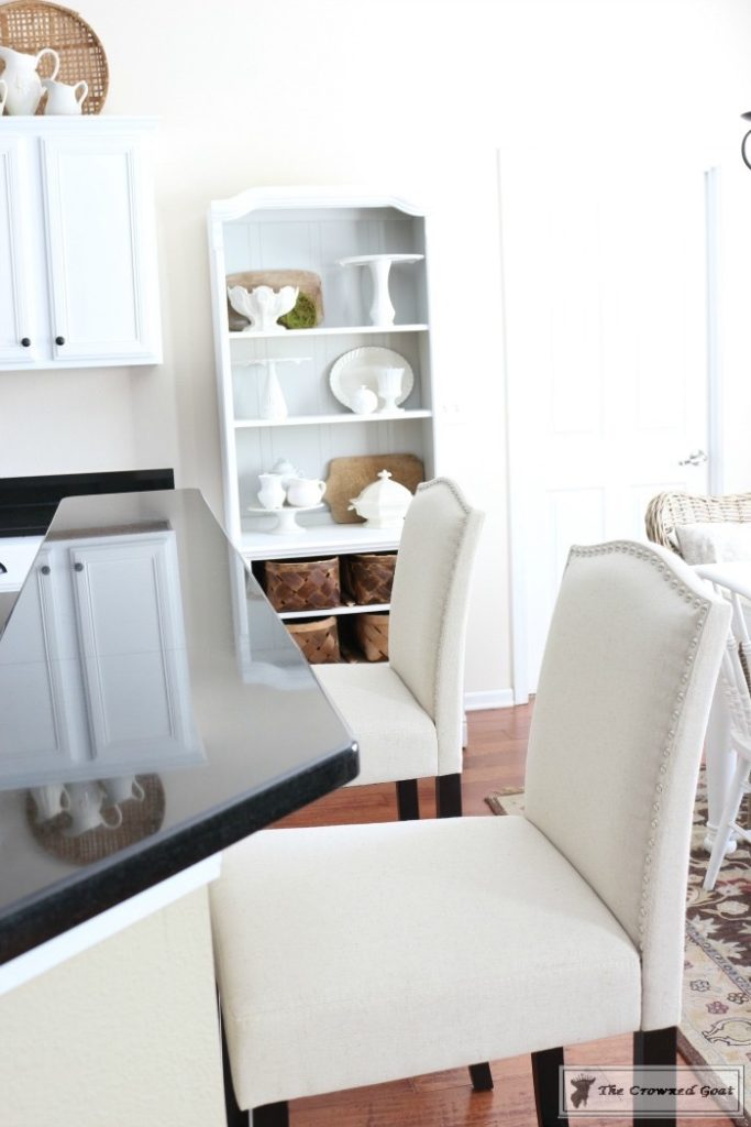 Farmhouse-Kitchen-Makeover-Reveal-16-683x1024 A Simple Cottage Kitchen Makeover: The Reveal Decorating DIY Painted Furniture