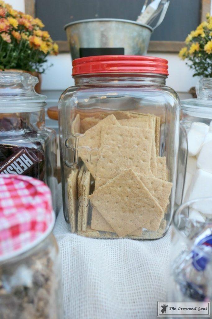 Creating-a-Gourmet-Smores-Bar-7-683x1024 How to Create a Gourmet S'mores Bar Decorating Holidays