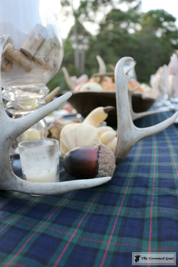 Outdoor-Fall-Tablescape-4 Outdoor Fall Tablescape Decorating DIY Fall Holidays