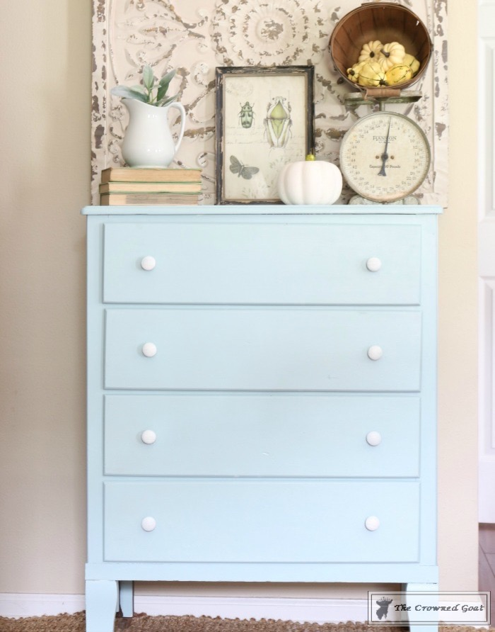 Seaglass-Dresser-Makeover-4-1 From the Front Porch From the Front Porch Uncategorized