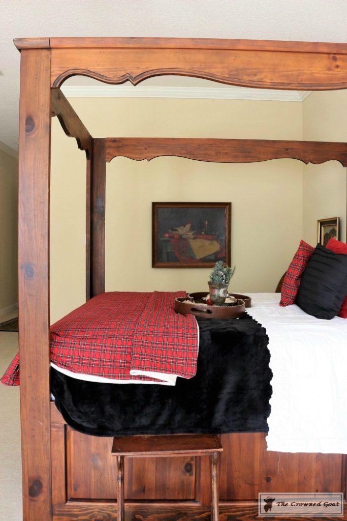 Bliss-Barracks-Traditional-Christmas-Bedroom-13-683x1024 Christmas Inspired Bedroom at Bliss Barracks Christmas DIY Holidays