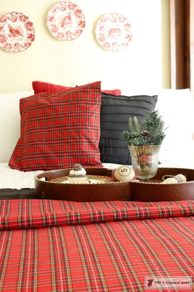 Bliss-Barracks-Traditional-Christmas-Bedroom-14-683x1024 Christmas Inspired Bedroom at Bliss Barracks Christmas DIY Holidays
