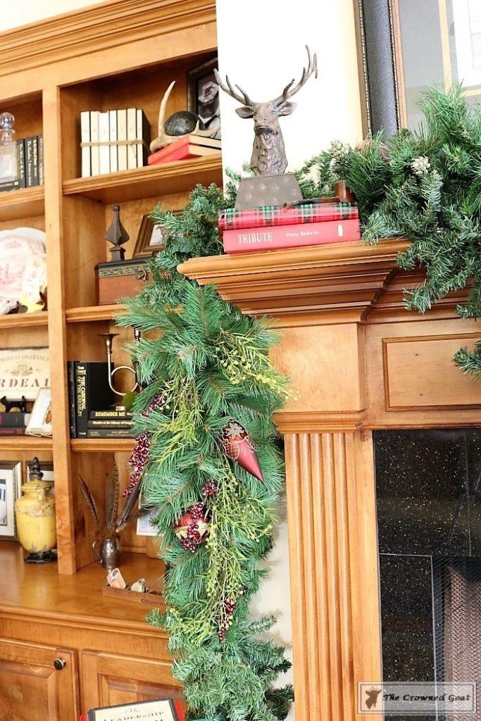 Bliss-Barracks-Traditional-Christmas-Tree-Living-Room-8-683x1024 Traditional Christmas Living Room at Bliss Barracks Christmas DIY Holidays