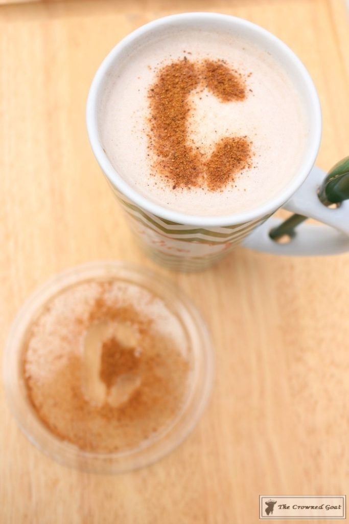 DIY-Drink-Stencil-10-683x1024 How to Personalize Hot Drinks with a DIY Stencil Christmas DIY Holidays