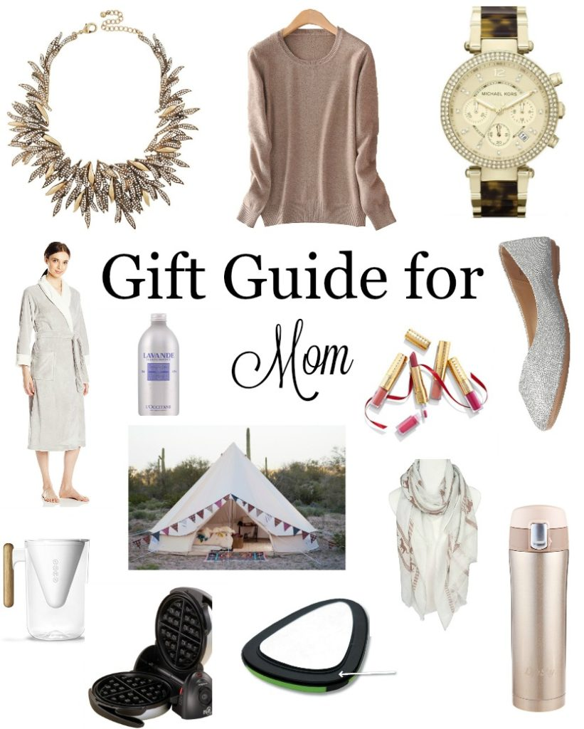 Gift-Guide-for-Mom-821x1024 2016 Holiday Gift Guide Christmas DIY Holidays