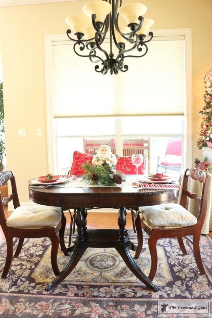 Traditional-Christmas-Home-Tour-9-683x1024 Traditional Christmas Home Tour at Bliss Barracks Christmas DIY Holidays