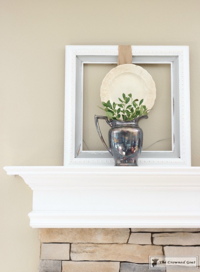 Elegant-Winter-Mantel-4 How to Create an Elegant Winter Mantel Decorating DIY