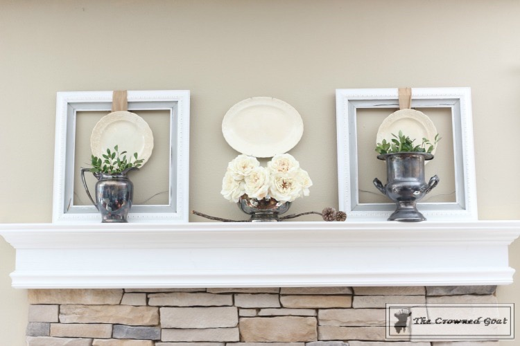 Elegant Winter Mantel-9