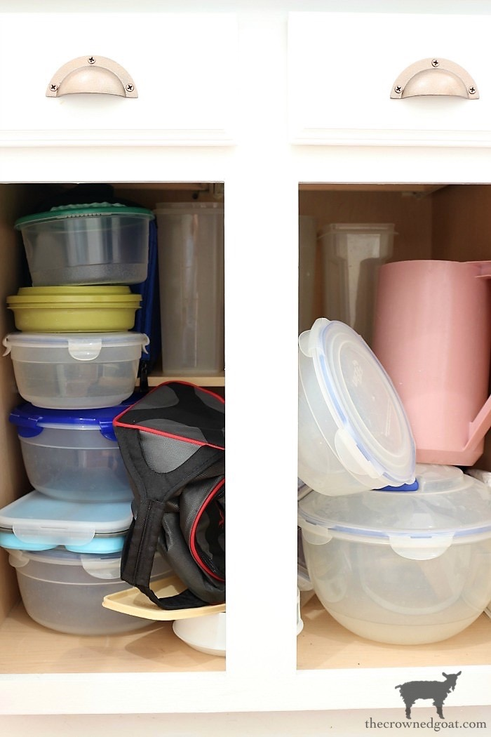 How-to-Create-Work-Zones-in-the-Kitchen-The-Crowned-Goat-19 The Best Way To Organize the Kitchen Organization