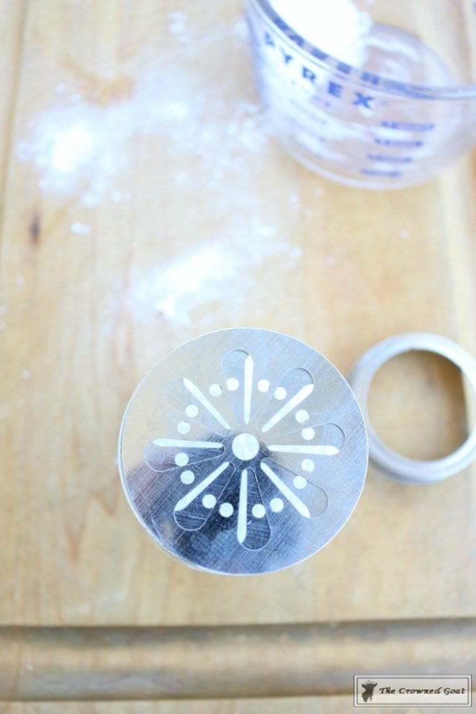 Lemongrass-Lavender-Sink-Scrub-8-683x1024 DIY Lemongrass and Lavender Sink Scrub DIY Organization