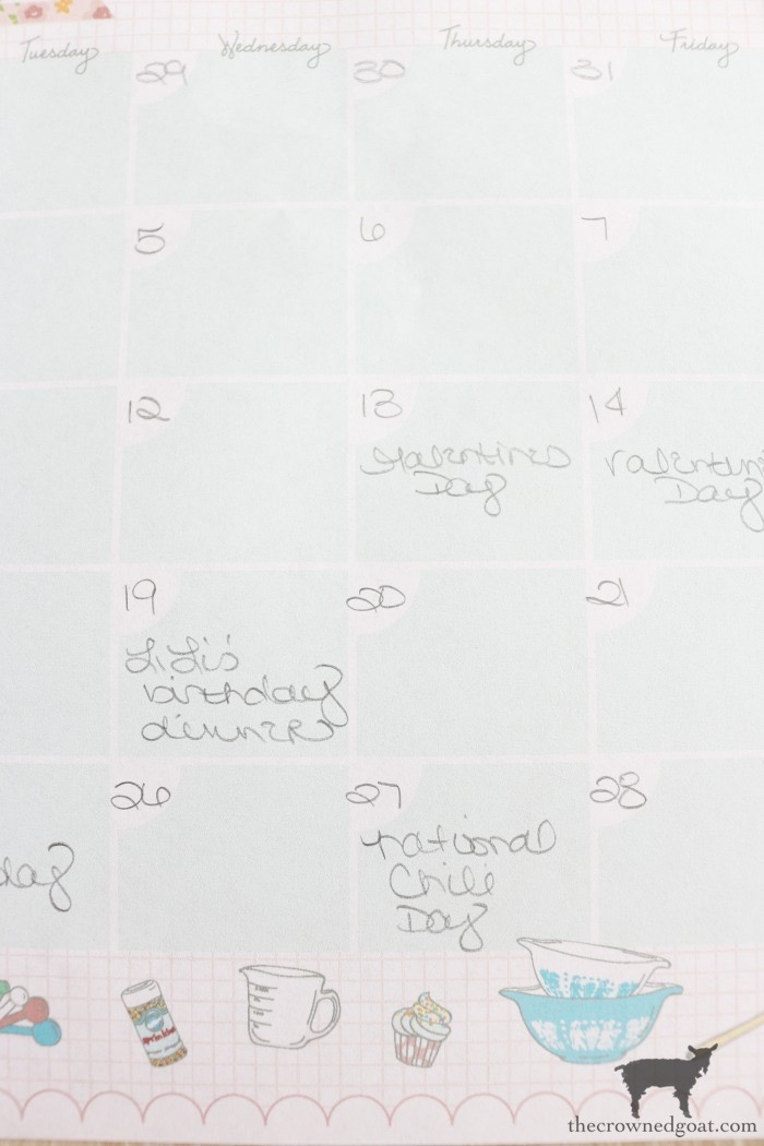 Meal Planning for The Busy Girl
