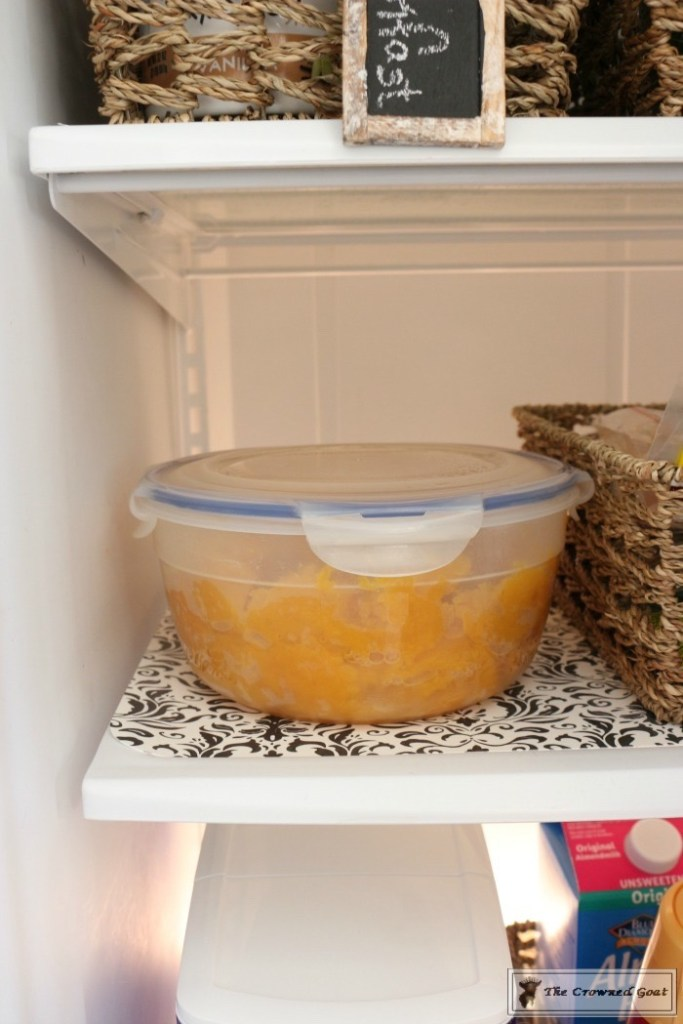 Organize-Your-Refrigerator-With-Baskets-7-683x1024 How to Use Baskets to Organize Your Refrigerator Organization