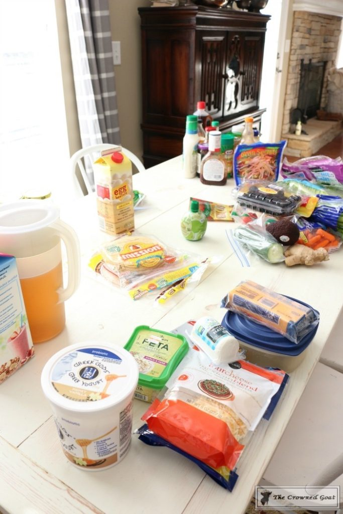 Organize-Your-Refrigerator-with-Baskets-3-683x1024 How to Use Baskets to Organize Your Refrigerator Organization