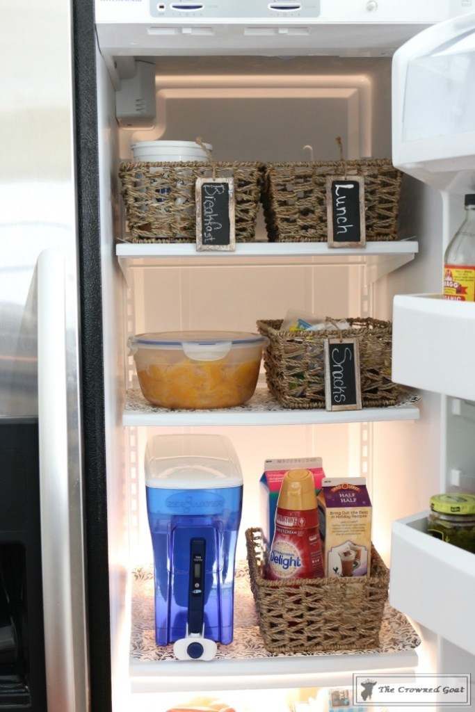 Organize-Your-Refrigerator-with-Baskets-thumbnail-683x1024 How to Use Baskets to Organize Your Refrigerator Organization