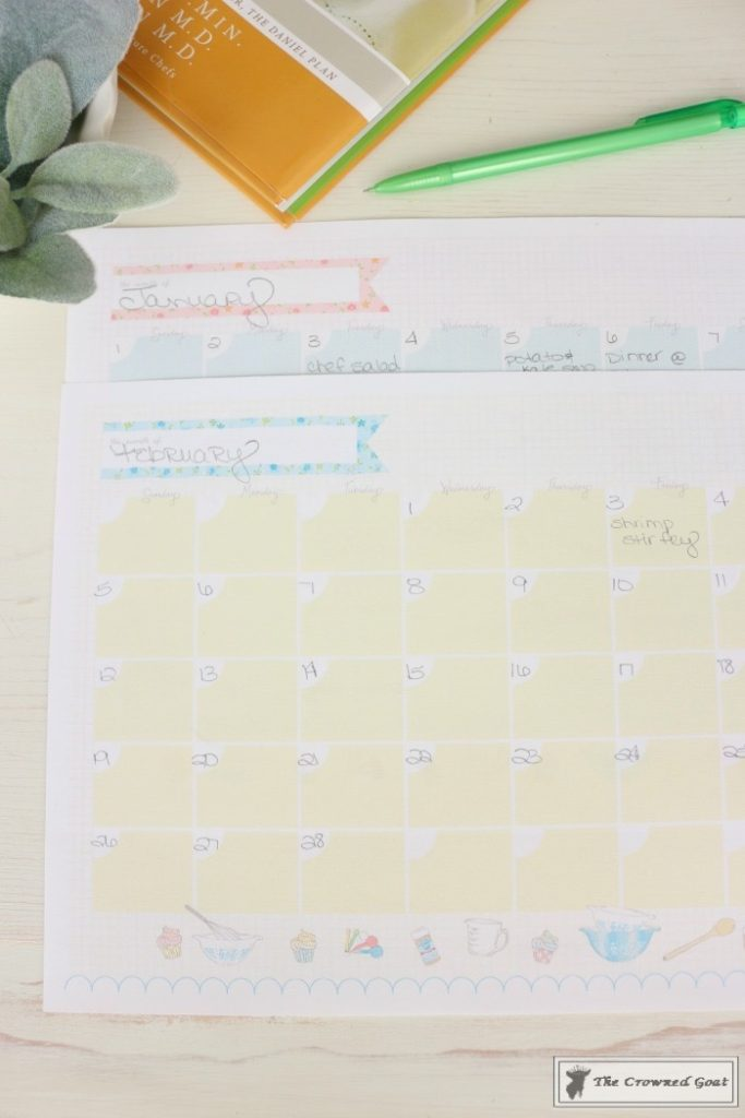 The-Busy-Girls-Easy-Meal-Planning-Guide-6-683x1024 Meal Planning for The Busy Girl DIY Organization