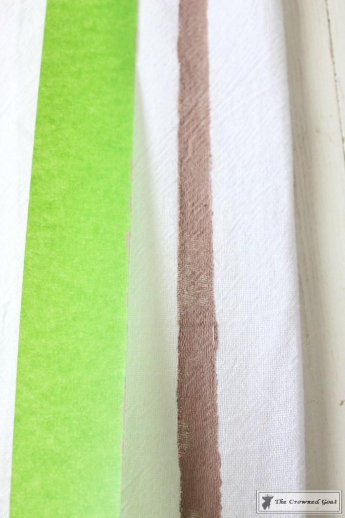 How to Make a Monogrammed Tea Towel-9