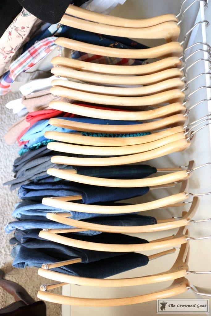KonMari-Closet-One-Year-Later-12-683x1024 My Closet - One Year After Using the KonMari Method DIY Uncategorized