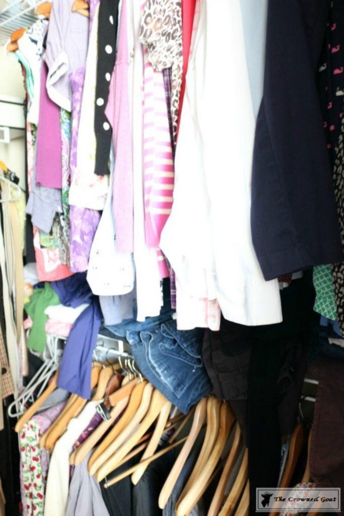 KonMari-Closet-One-Year-Later-2-683x1024 My Closet - One Year After Using the KonMari Method DIY Uncategorized