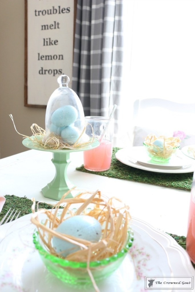 Colorful-Easter-Tablescape-11-683x1024 Colorful Easter Tablescape Decorating Holidays Spring