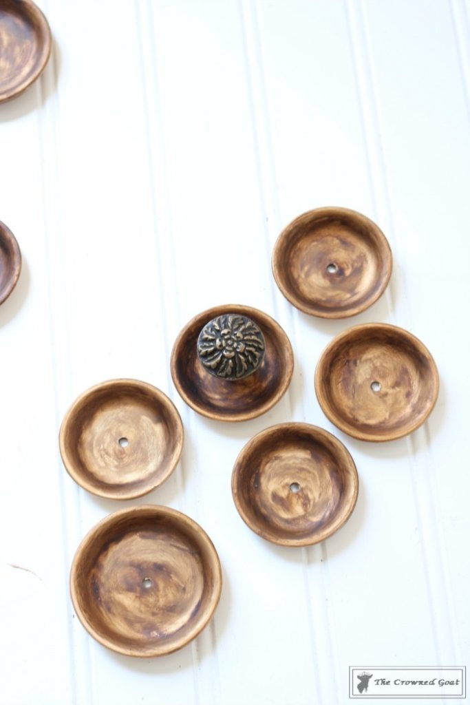 Faux-Bronze-Hardware-in-Three-Easy-Steps-10-683x1024 Creating Faux Bronze Hardware in 3 Easy Steps Decorating DIY One_Room_Challenge
