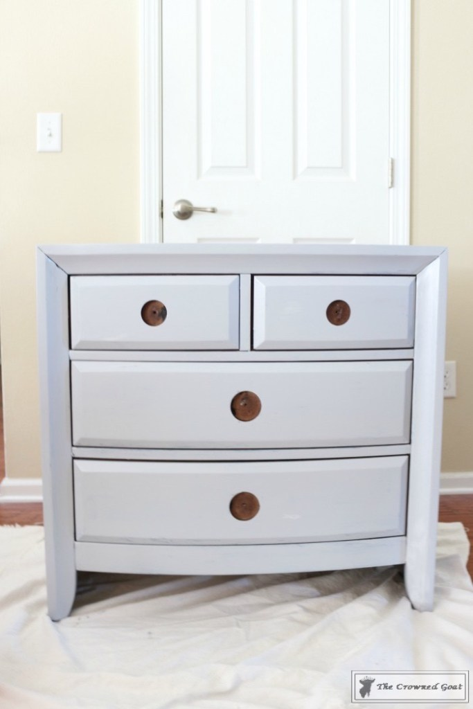 How-to-Weather-Furniture-with-Paint-3-683x1024 How to Give Furniture a Weathered Look with Paint DIY Painted Furniture