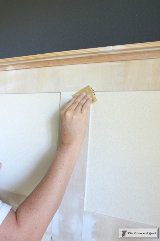 Installing-Board-and-Batten-17-683x1024 A Step by Step Guide to Board and Batten Installation DIY