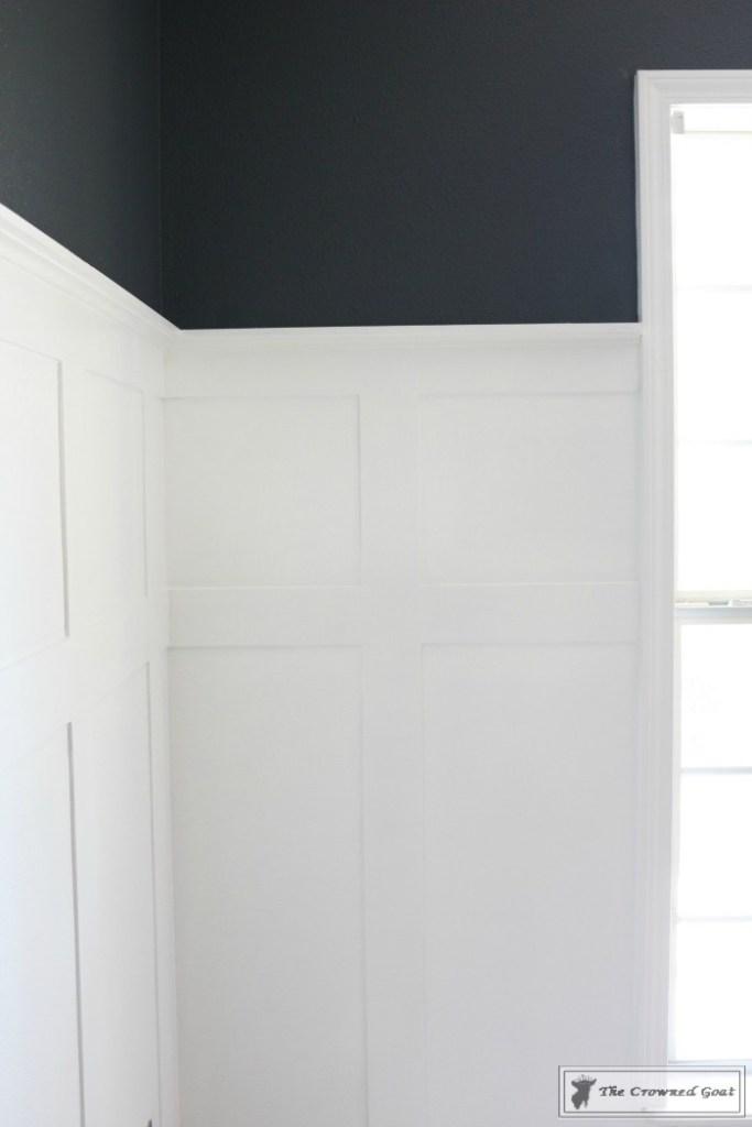Installing Board and Batten-24