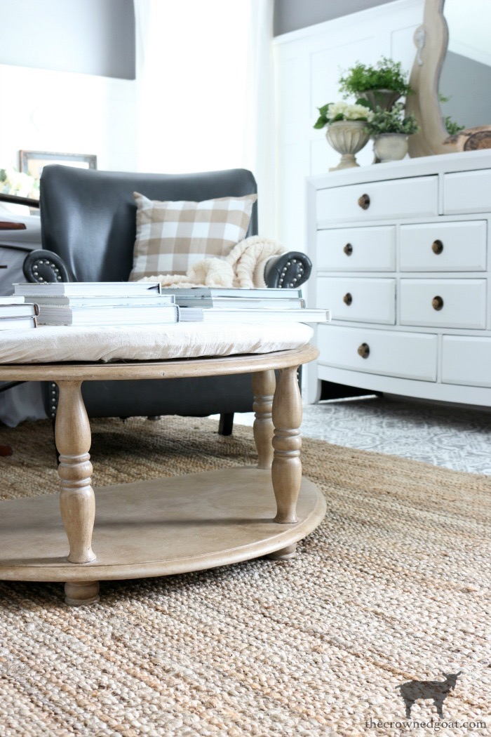 Ballard-Designs-Hack-Tufted-Bench-Makeover-The-Crowned-Goat-25 Ballard Designs Hack: Tufted Bench Makeover Decorating DIY One_Room_Challenge Painted Furniture
