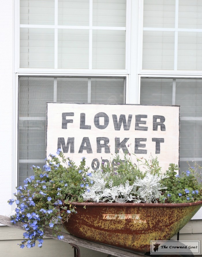 How-to-Make-a-Flower-Market-Sign-from-Scrap-Wood-10 17 Easy Gifts to Make Before Mother's Day Crafts DIY Spring