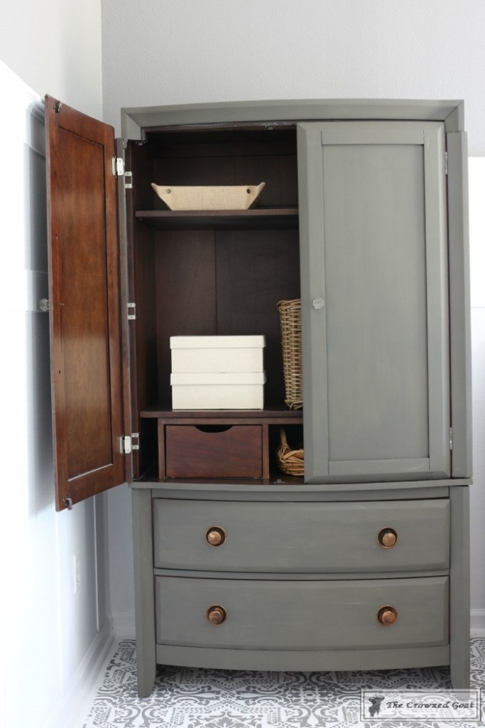 TV Armoire Makeover-15