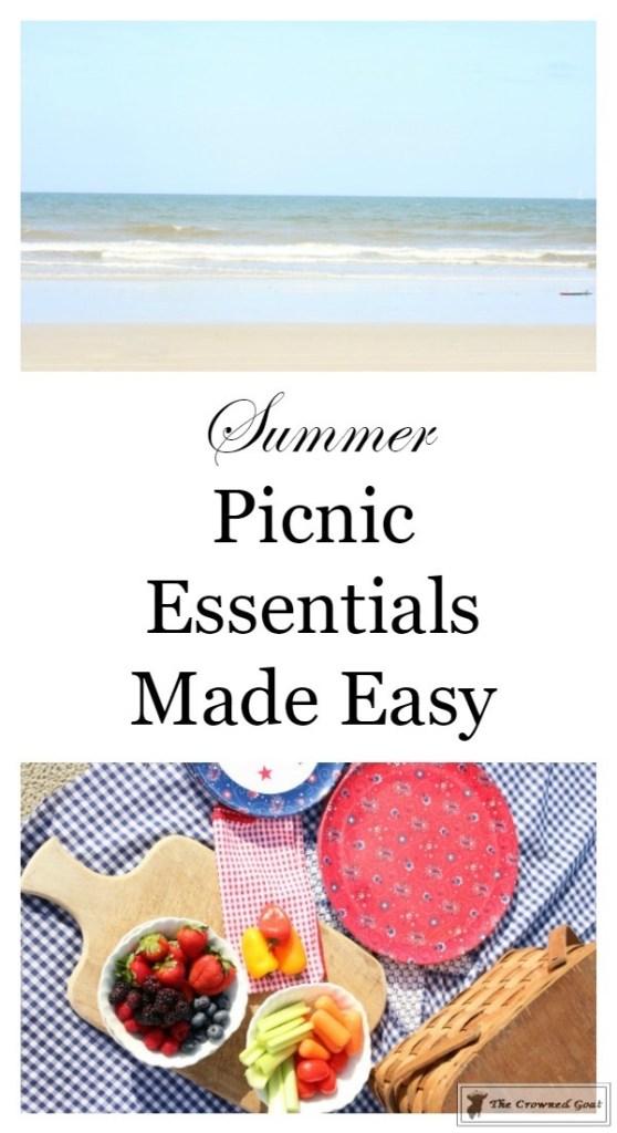 How to Create a Summer Beach Picnic-2
