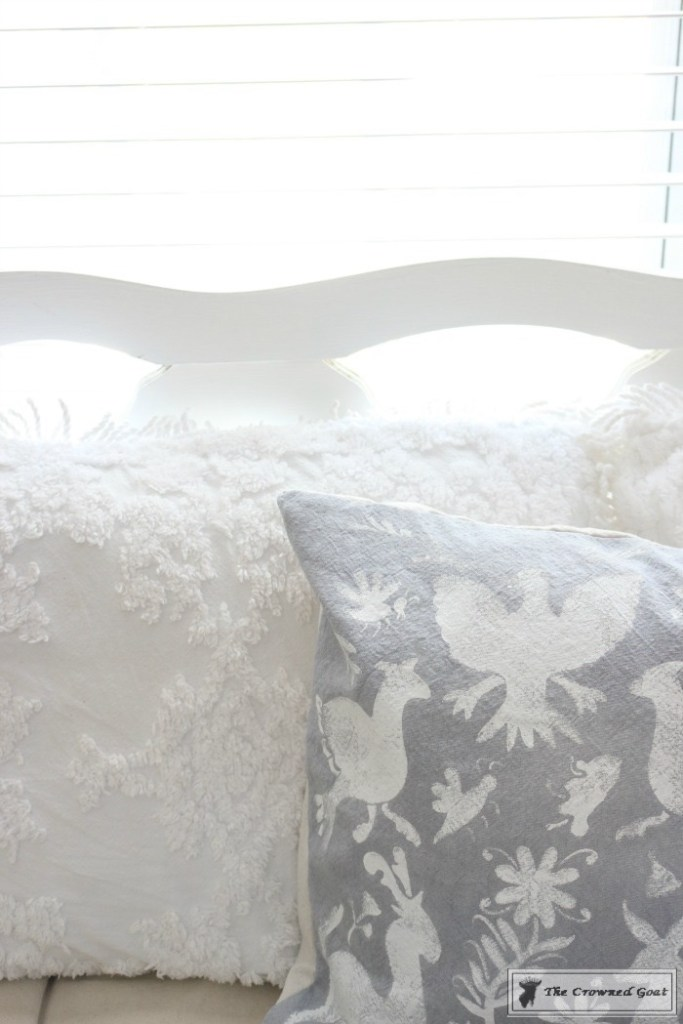 How to Stencil a Pillow Cover-12