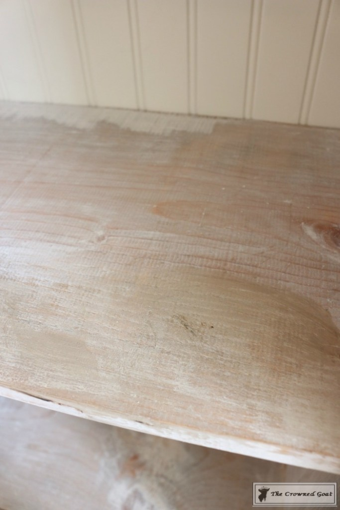 How to Whitewash Farmhouse Furniture-11