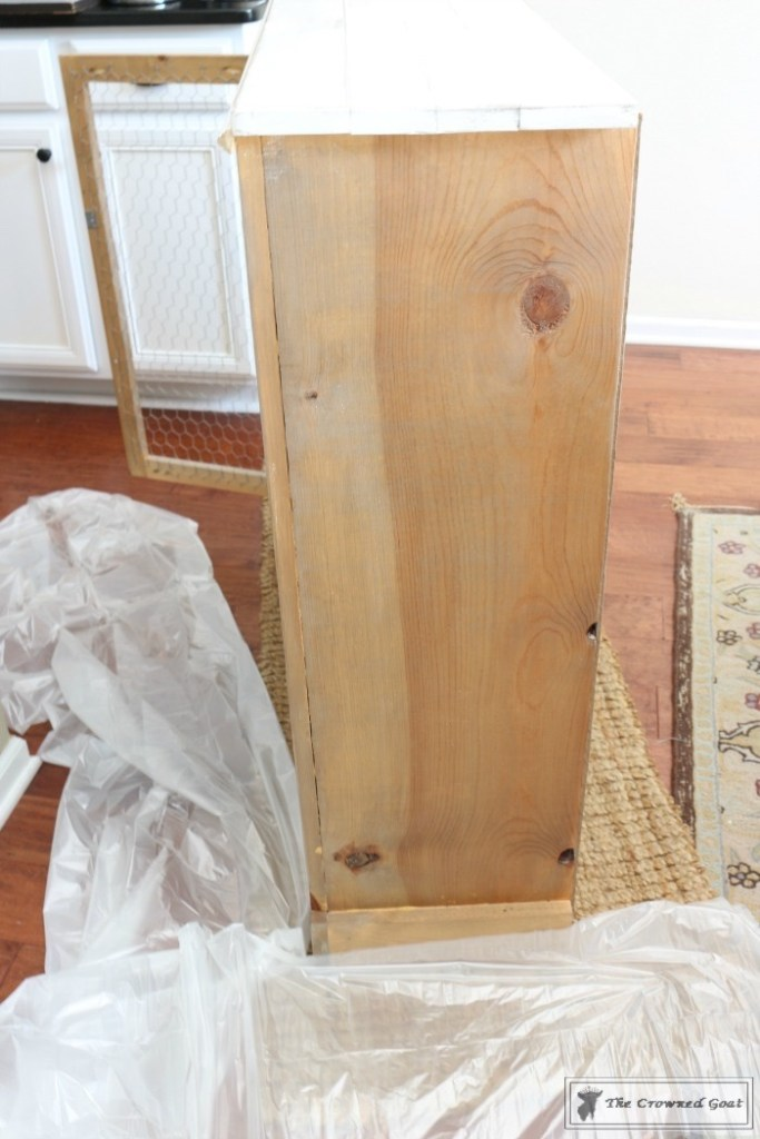 How to Whitewash Farmhouse Furniture-3