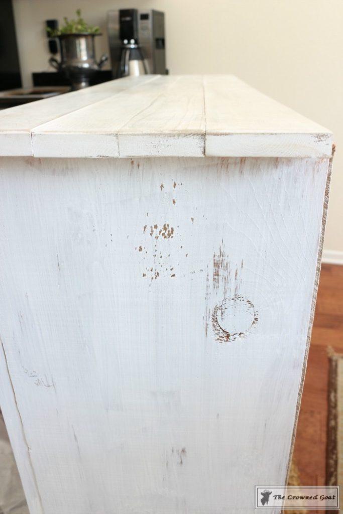 How-to-Whitewash-Farmhouse-Furniture-4-683x1024 Adding Whitewash to Farmhouse Furniture Decorating DIY Painted Furniture