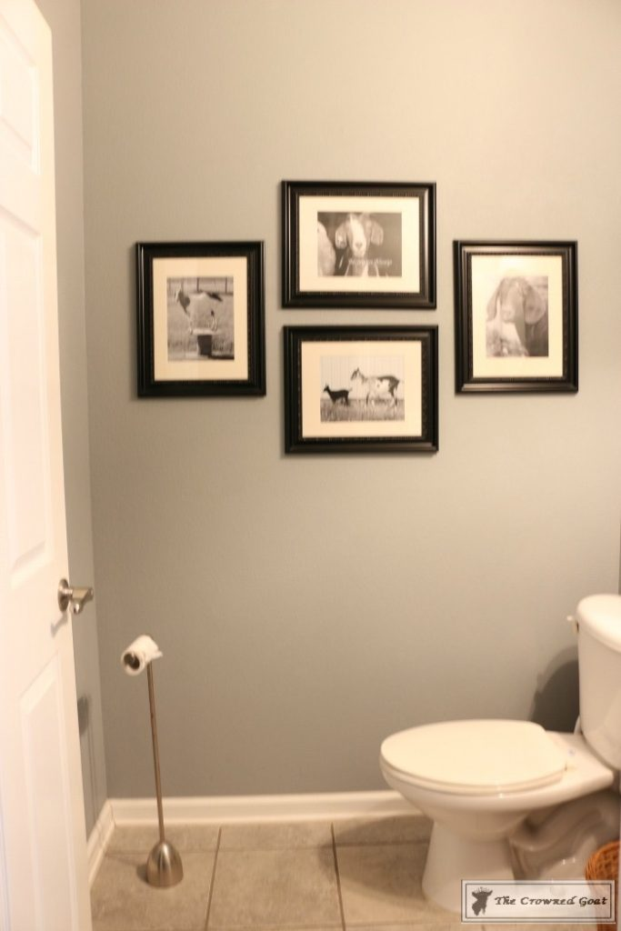 Adding-Board-and-Batten-to-the-Half-Bathroom-1-683x1024 Half-Bath Makeover Decorating DIY