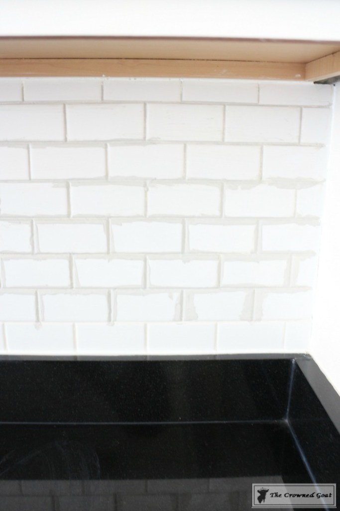 Easily Change the Color of Existing Grout-5