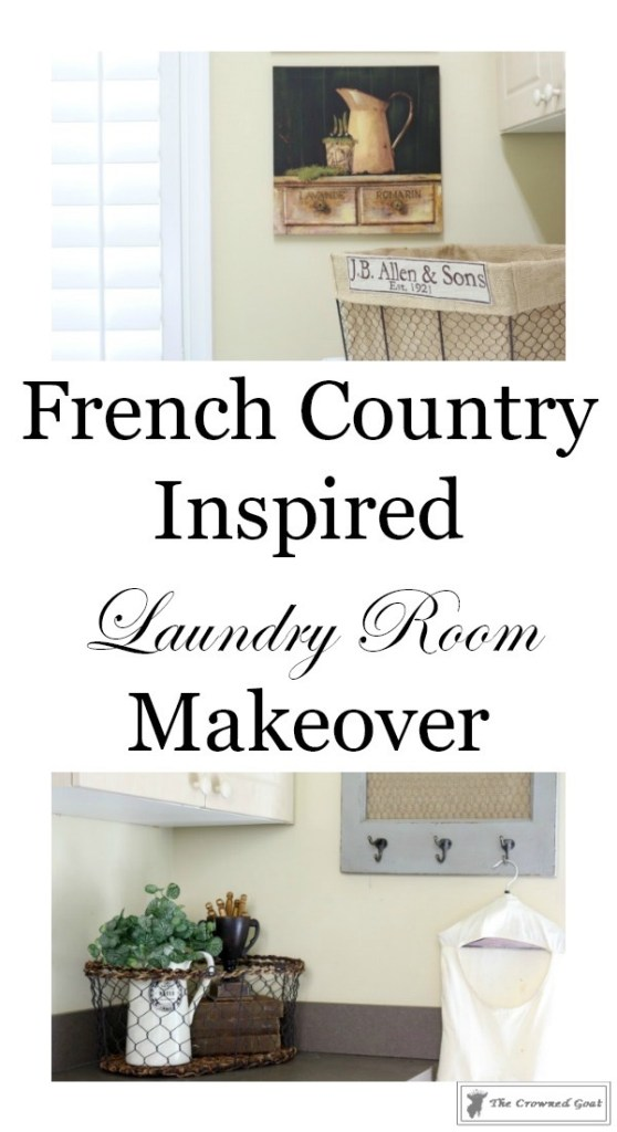 French Country Laundry Room Makeover-1