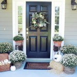 Fall Wreaths & Autumn Inspired Door Décor