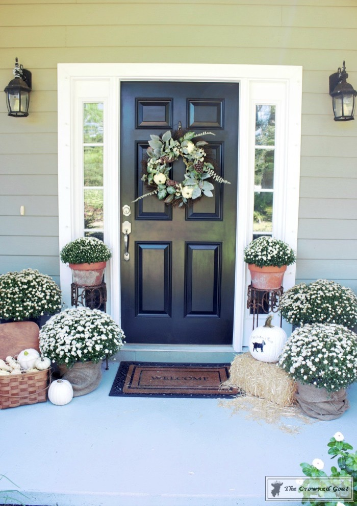 Easy-Fall-Door-Decor-Ideas-9 From the Front Porch From the Front Porch