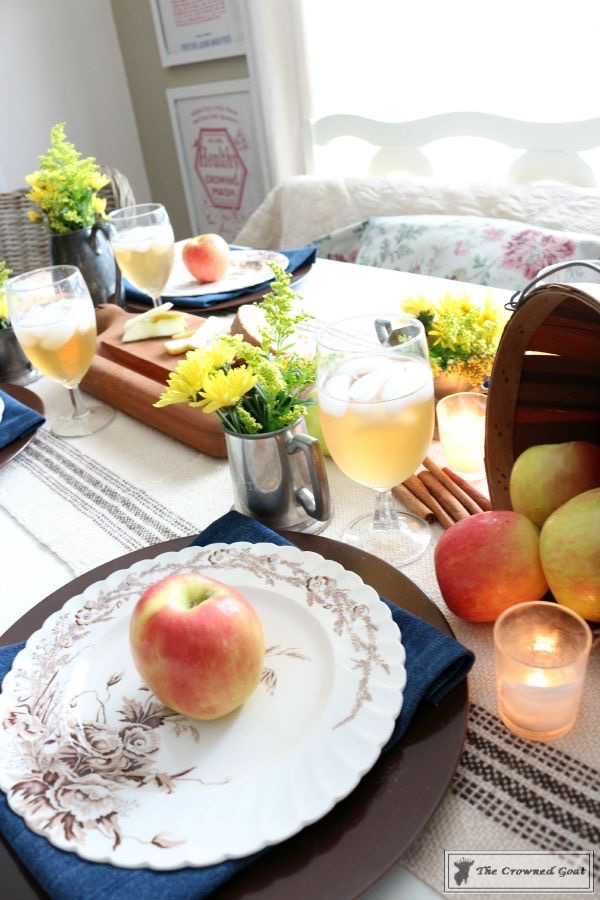 How-to-Decorate-for-Fall-with-Apples-10 How to Decorate for Fall with Apples Decorating DIY Fall