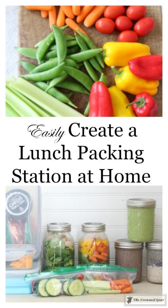 How-to-Make-a-Lunch-Station-at-Home-1-558x1024 How to Organize an Easy Lunch Station at Home DIY Organization