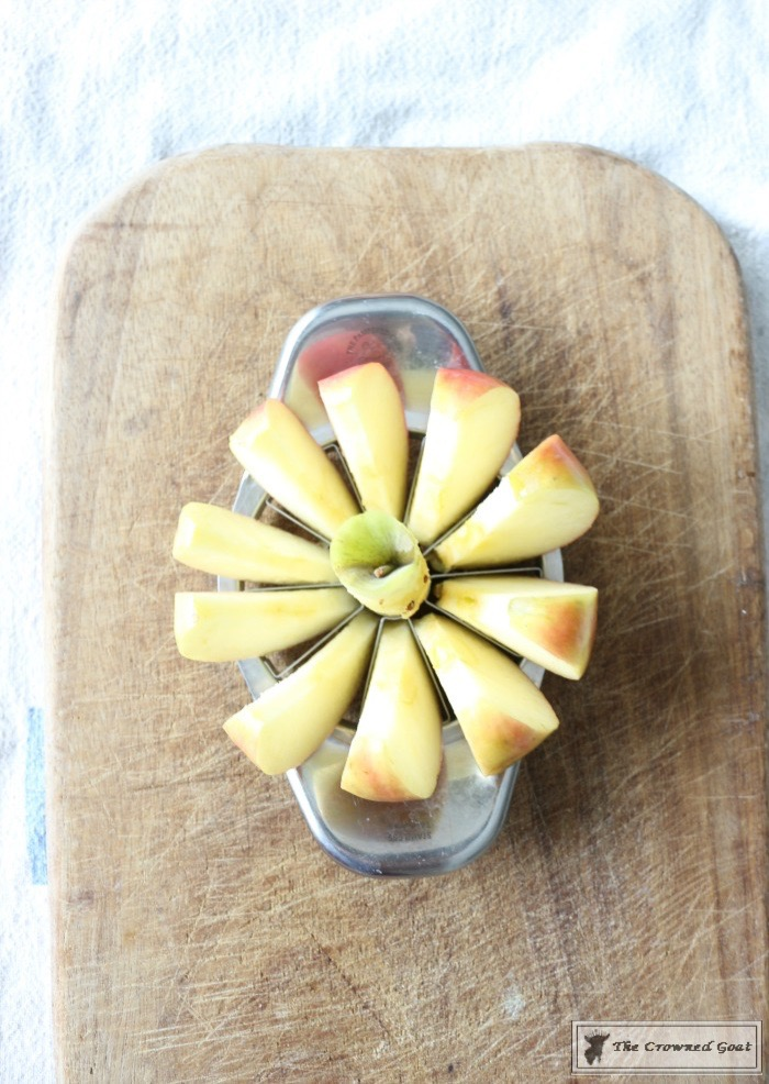 Simple-Apple-Nachos-Three-Ways-The-Crowned-Goat-3 Three Ways to Make Apple Nachos Baking DIY